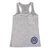 BURNOUT POCKET TANK-WHITE