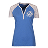 LADIES VERSATILE V-NECK