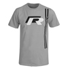 R TEE - SILVER