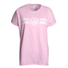 LADIES PINK GAME DAY TEE