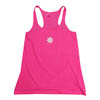 LADIES TANK TOP-HOT PINK