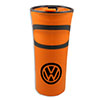 GROOVY TUMBLER - ORANGE