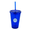 TO GO TUMBLER - BLUE