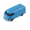 1:64 PULL BACK BUS-BLUE