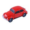 1:64 PULL BACK BEETLE-RED