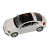 BEETLE MODEL 1:43 WHITE
