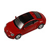 BEETLE MODEL 1:43 RED