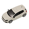 GOLF R MODEL 1:43 WHITE