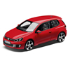 GOLF GTI 1:18 MODEL RED
